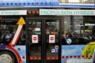 Bus Propulsion Hybride